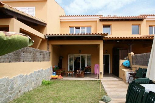 Schöne Villa mit Garten in Corralejo