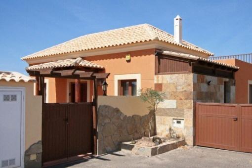 Geschmackvoll eingerichtete Villa in Corralejo
