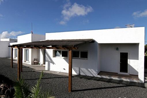 Schöne Villa mit Südausrichtung in Lajares