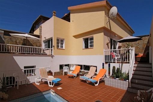Schöne und möblierte Villa in Corralejo