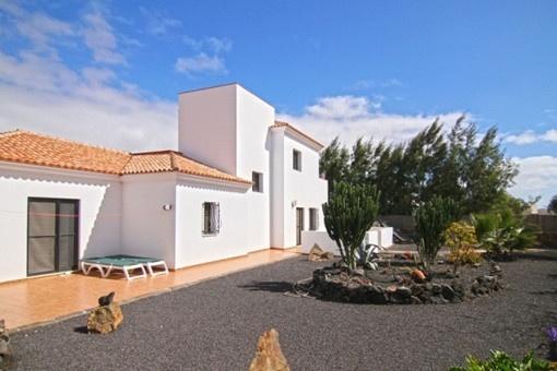 Luxuriöse freistehende Villa in Lajares