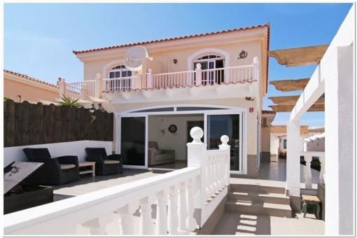 Wunderschöne Villa innerhalb des beliebten Golf Resorts Caleta de Fuste, Fuerteventura