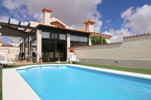 Kaufen Haus Villaverde Fuerteventura