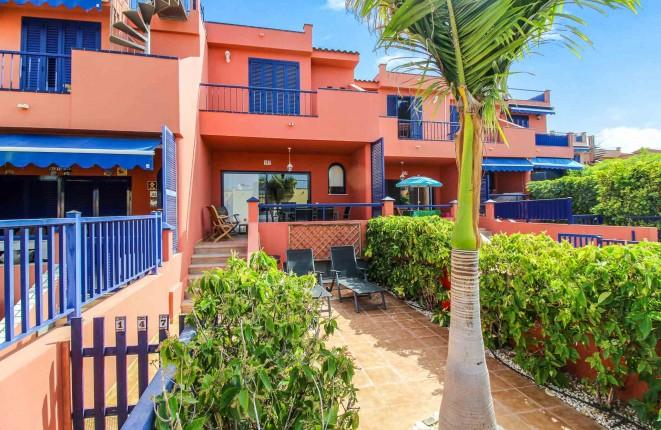 Schöne Duplex-Wohnung mit Gemeinschaftspool in der exklusiven Gegend von Meloneras